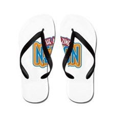 The Amazing Nelson Flip Flops