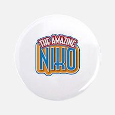 """The Amazing Niko 3.5"""" Button"""