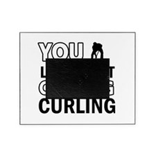 Hardcore Curling designs Picture Frame