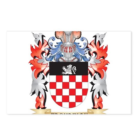 Zachariou Coat of Arms - Postcards (Package of 8)