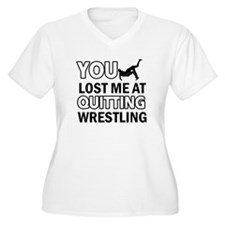 Hardcore Wrestling designs T-Shirt