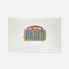 The Amazing Pablo Rectangle Magnet