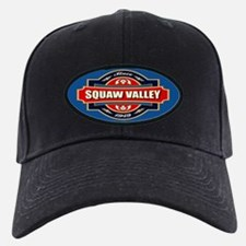 Squaw Valley Old Label Baseball Hat