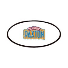 The Amazing Paxton Patches