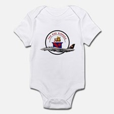 VF-11 Red Rippers Infant Bodysuit