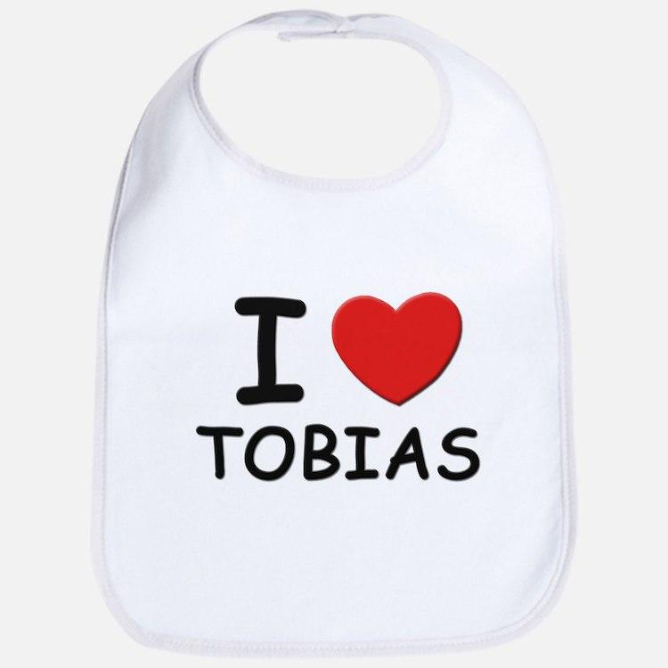 I love Tobias Bib