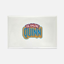 The Amazing Quinn Rectangle Magnet