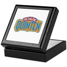The Amazing Quinten Keepsake Box