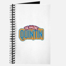 The Amazing Quintin Journal