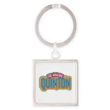The Amazing Quinton Keychains