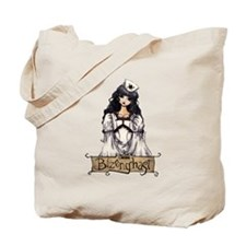 Bizenghast Tote Bag