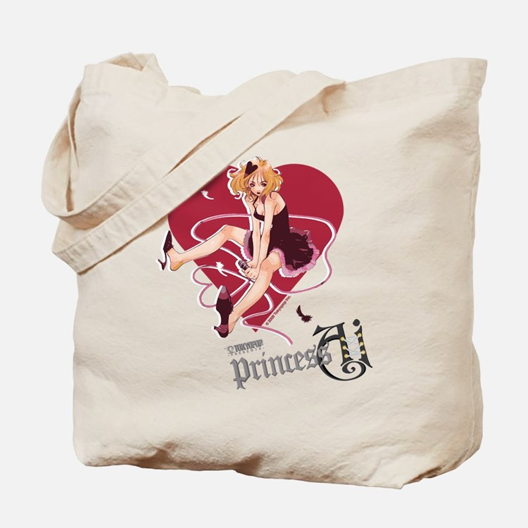 Princess Ai Tote Bag