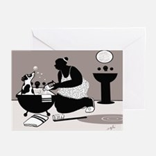 """The Bath"" Greeting Cards (Pk of 10)"
