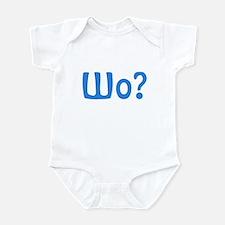 What? Infant Bodysuit