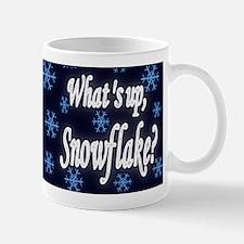 What's Up Snowflake Mug