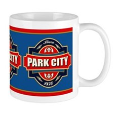 Park City Old Label Small Mug