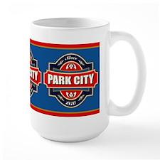 Park City Old Label Mug