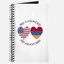 Armenia / USA Country Heritage Journal