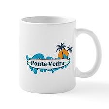 Ponte Vedra - Surf Design. Mug