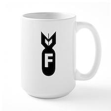 F Bomb, F-Bomb Mug