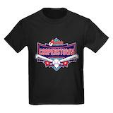 Cooperstown Kids T-shirts (Dark)