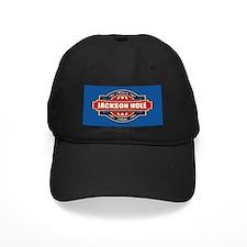 Jackson Hole Old Label Baseball Cap