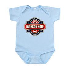 Jackson Hole Old Label Infant Bodysuit