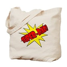 Super Dad Tote Bag