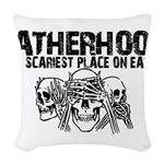Scariest Place on Earth - Fatherhood Woven Throw P