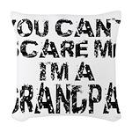 gpascare2.png Woven Throw Pillow