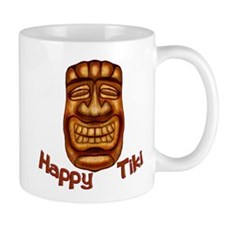 Happy Tiki Mug