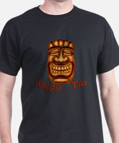 Happy Tiki T-Shirt