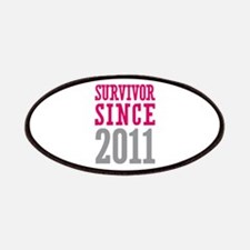 Survivor Since 2011 Patches
