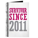 Cancer survivor Journals & Spiral Notebooks