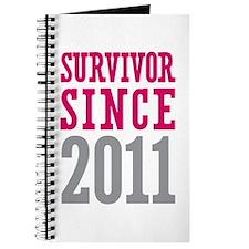 Survivor Since 2011 Journal