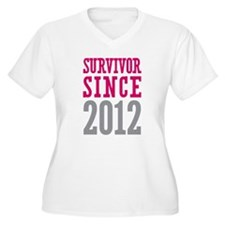 Survivor Since 2012 T-Shirt