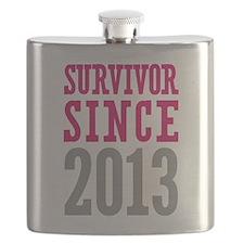 Survivor Since 2013 Flask