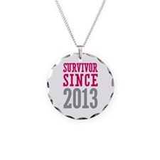 Survivor Since 2013 Necklace