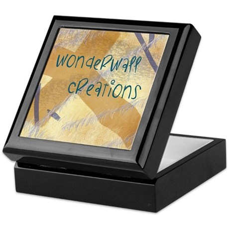 Wonderwall Creations Logo Keepsake Box