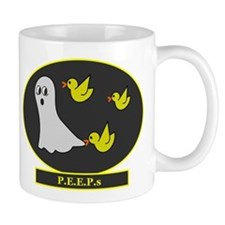 P.E.E.P.s Logo from Alexie Aaron's Haunted Series