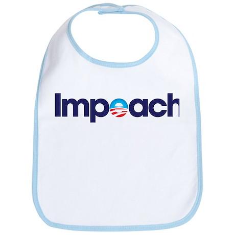 Impeach Obama Bib