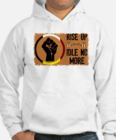Rise Up - Idle No More Hoodie