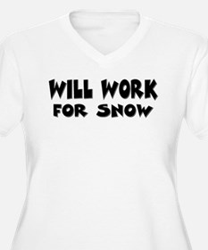 worksnow.png T-Shirt