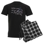 Wide Open Men's Dark Pajamas