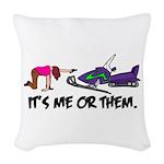 3-meorthem.png Woven Throw Pillow