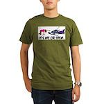 3-meorthem.png Organic Men's T-Shirt (dark)