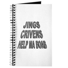 Jings Crivens Help Ma Boab Journal
