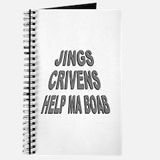 Jings Crivens Help Ma Boab Journal