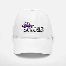 future snowmobiler.png Baseball Baseball Cap