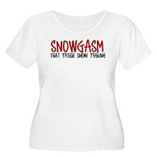 Snowgasm #2 T-Shirt